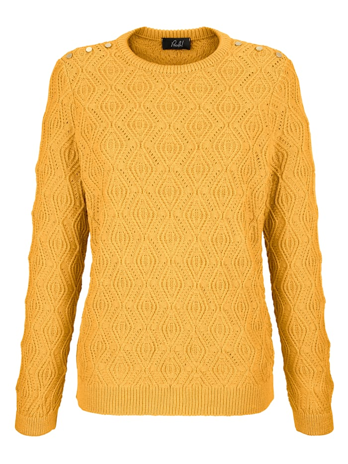 Pullover Paola Gelb