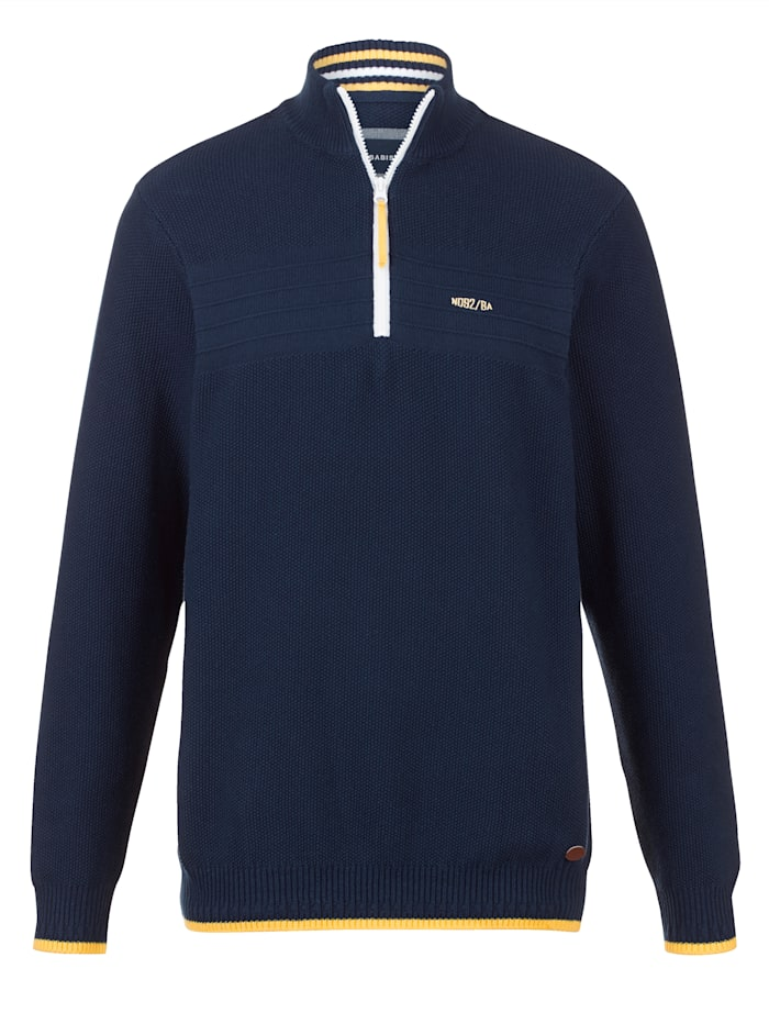 babista - Pullover  Marineblau