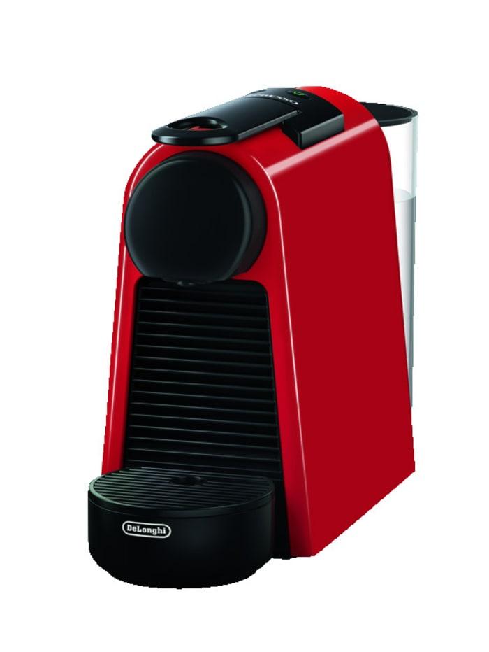 Nespresso koffiepadmachine EN 85R rood DeLonghi Rood