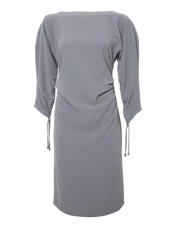madam-t - Alltagskleid Kleid Fernanda  lichtgrau