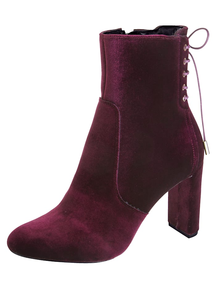 Bottines KLiNGEL Prune
