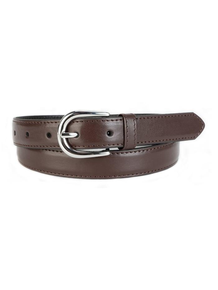 tamaris -  Damengürtel - 160131 Ledergürtel  Brown