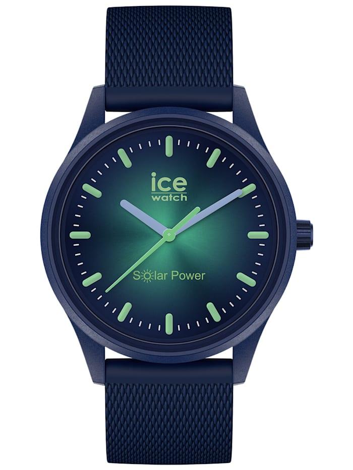 ice watch - Solaruhr M Borealis  Blau