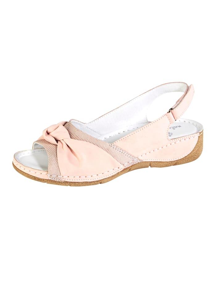 Sandaaltje Naturlaufer Roze
