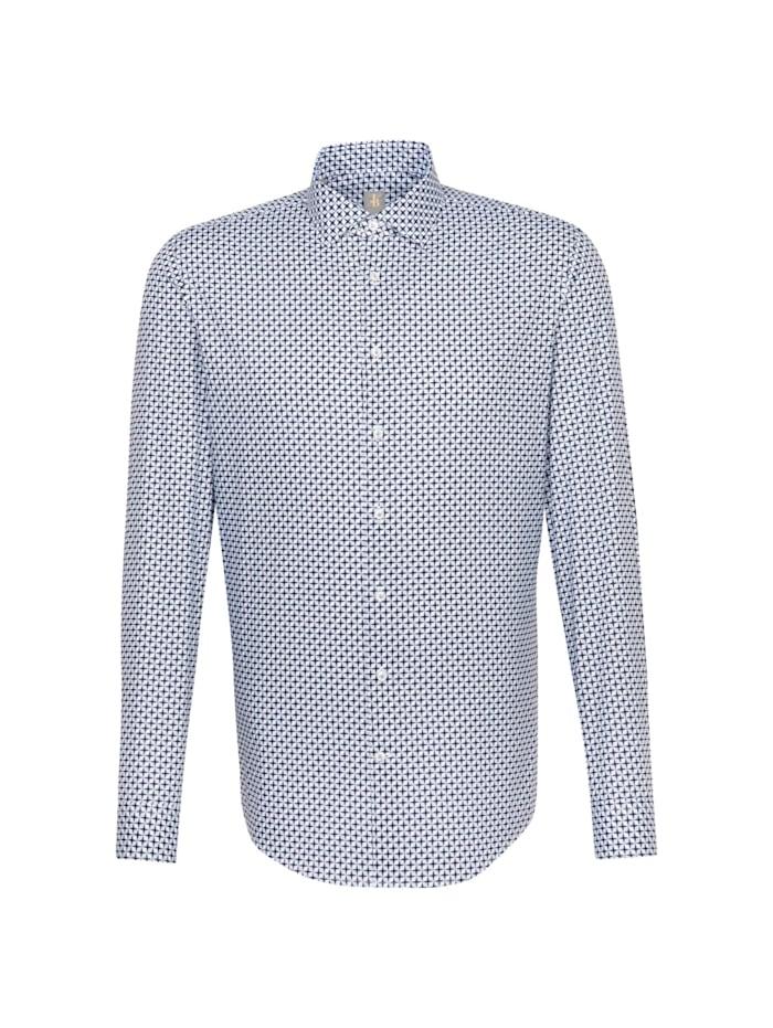 jacques britt - Business Hemd ' Custom Fit '  blau (0011)