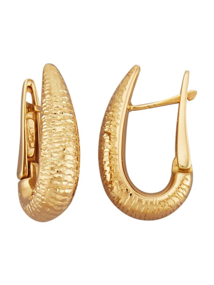 Oorbellen Diemer Gold Geelgoudkleur