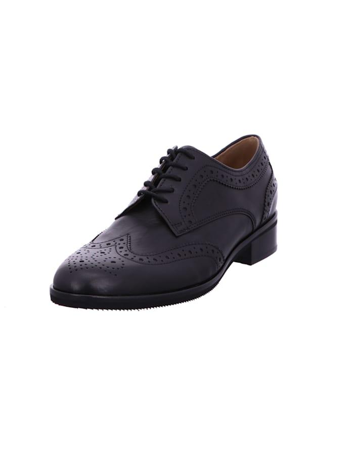 gabor - Schnürschuhe  schwarz