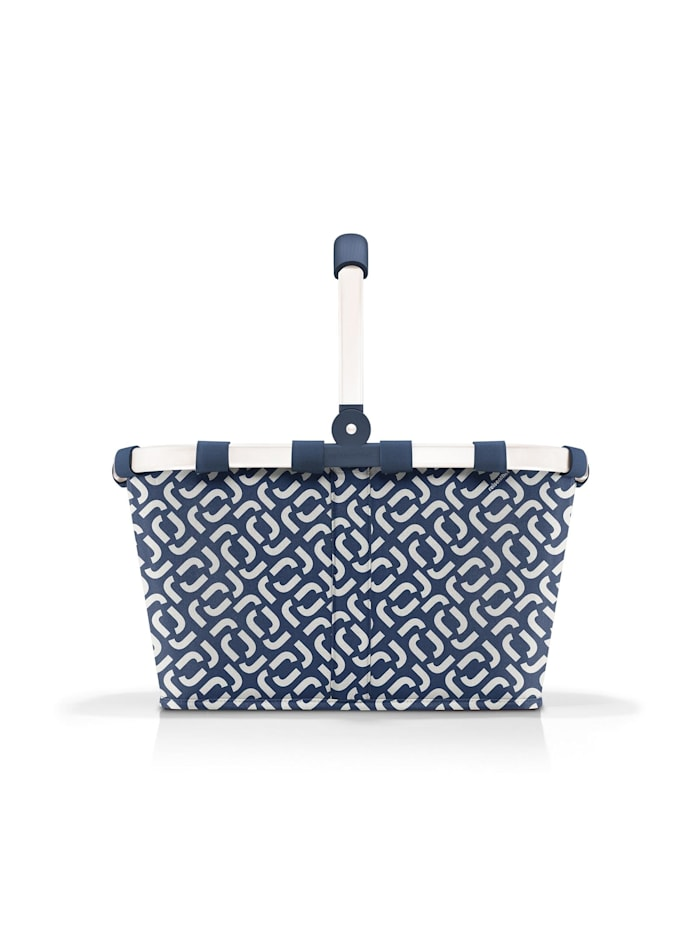 reisenthel - Carrybag, Einkaufskorb Shopping  frame signature navy