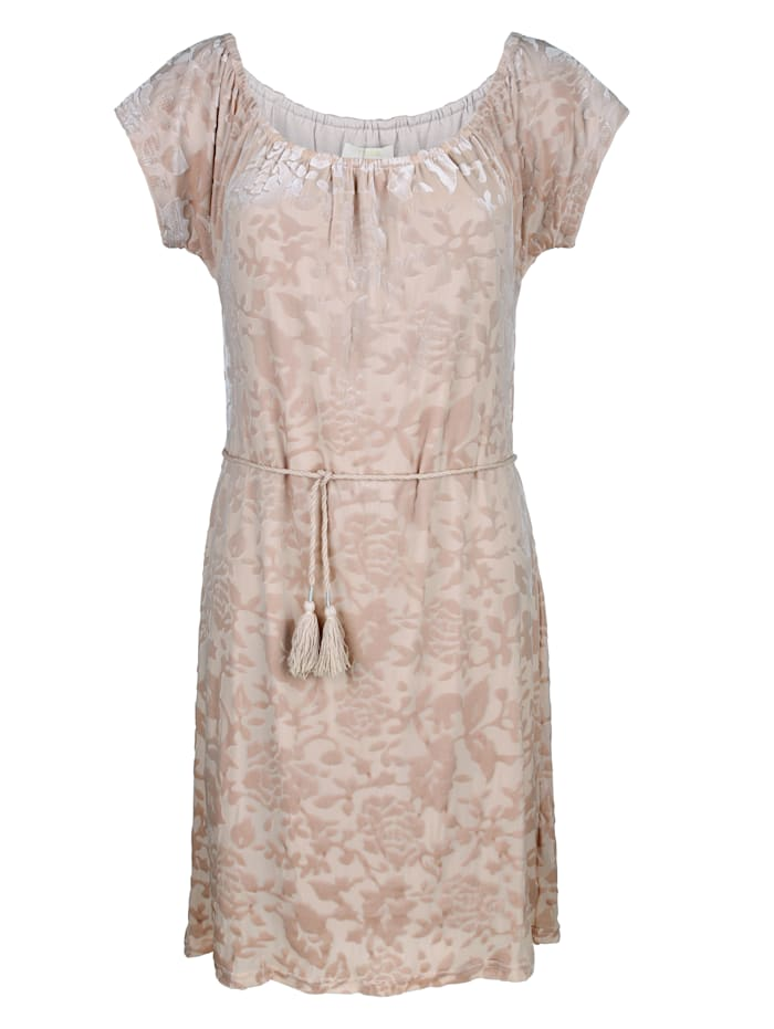 Kleid Cream