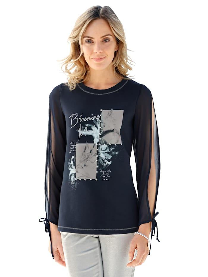 Shirt AMY VERMONT Donkerblauw