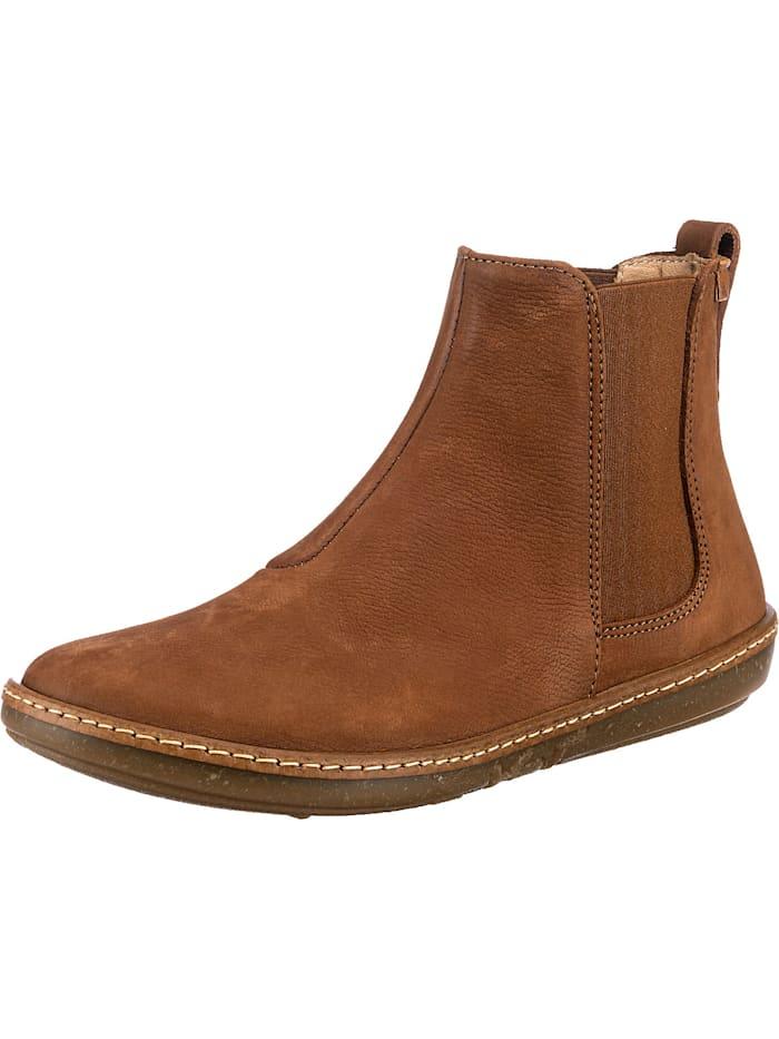 el naturalista - Koralle Chelsea Boots  braun