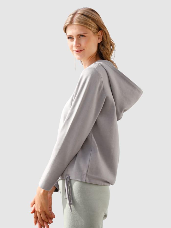 dress in - Pullover  Grau