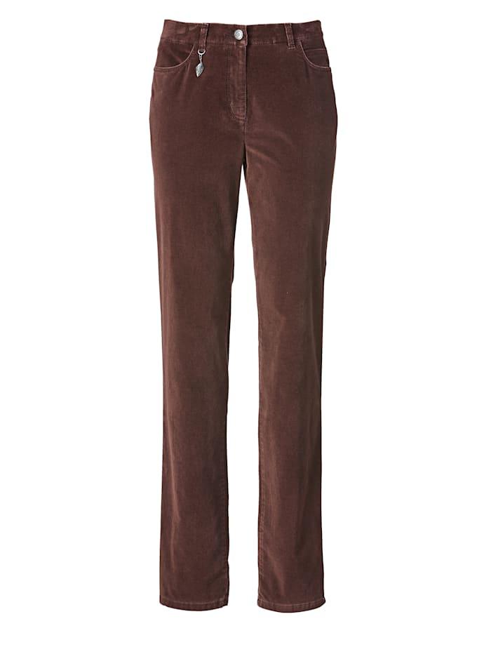 Pantalon Toni Marron