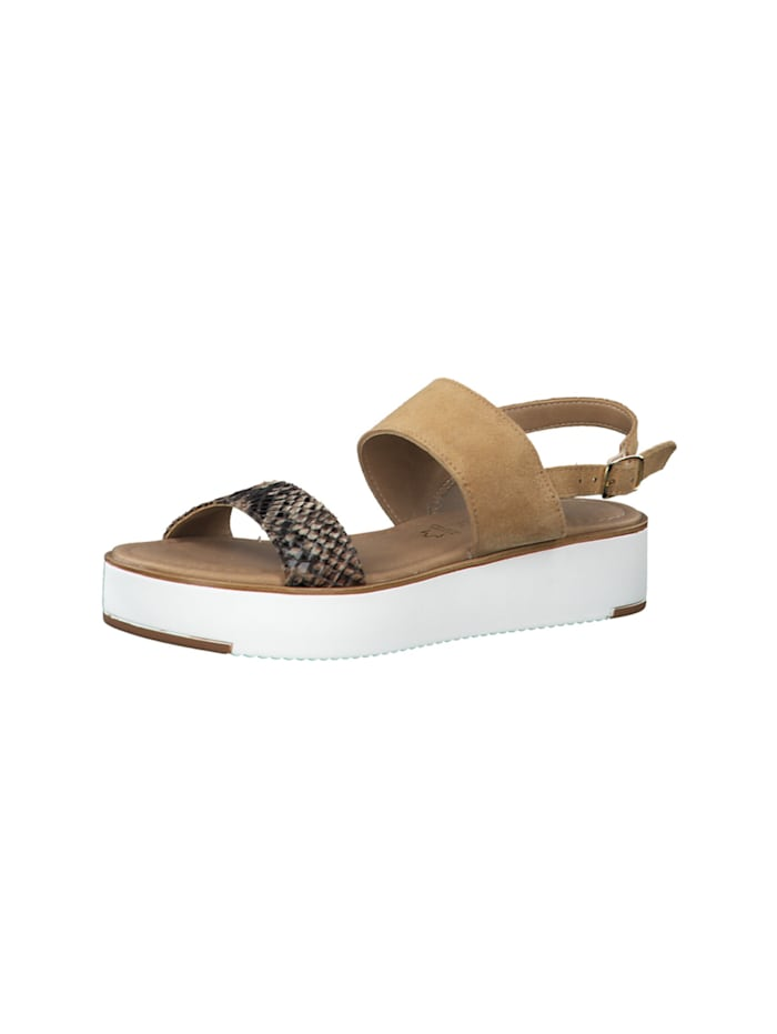 marco tozzi - Sandale Sandale  gelb
