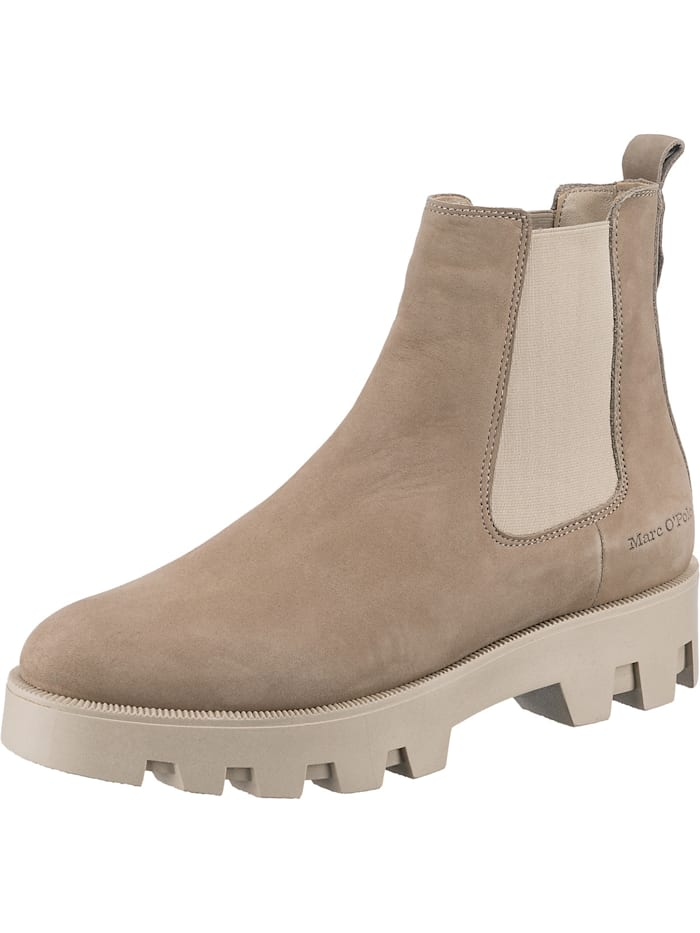 marc o'polo - Pilar 10c Chelsea Boots  taupe