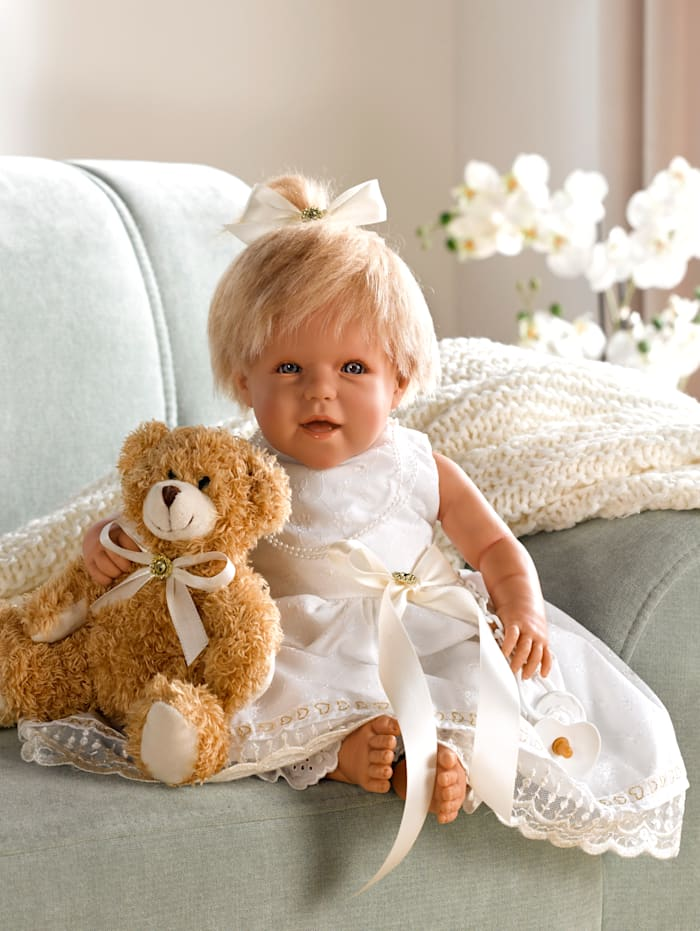 Puppe Lisa KLiNGEL Mehrfarbig