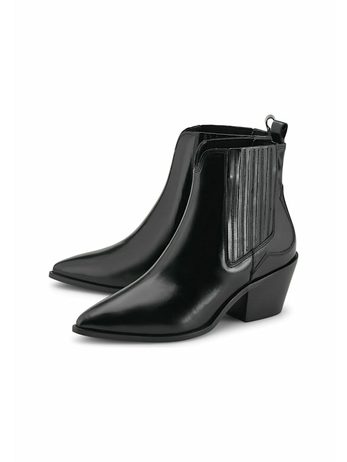 another a - Western-Boots Trend-Boots  schwarz