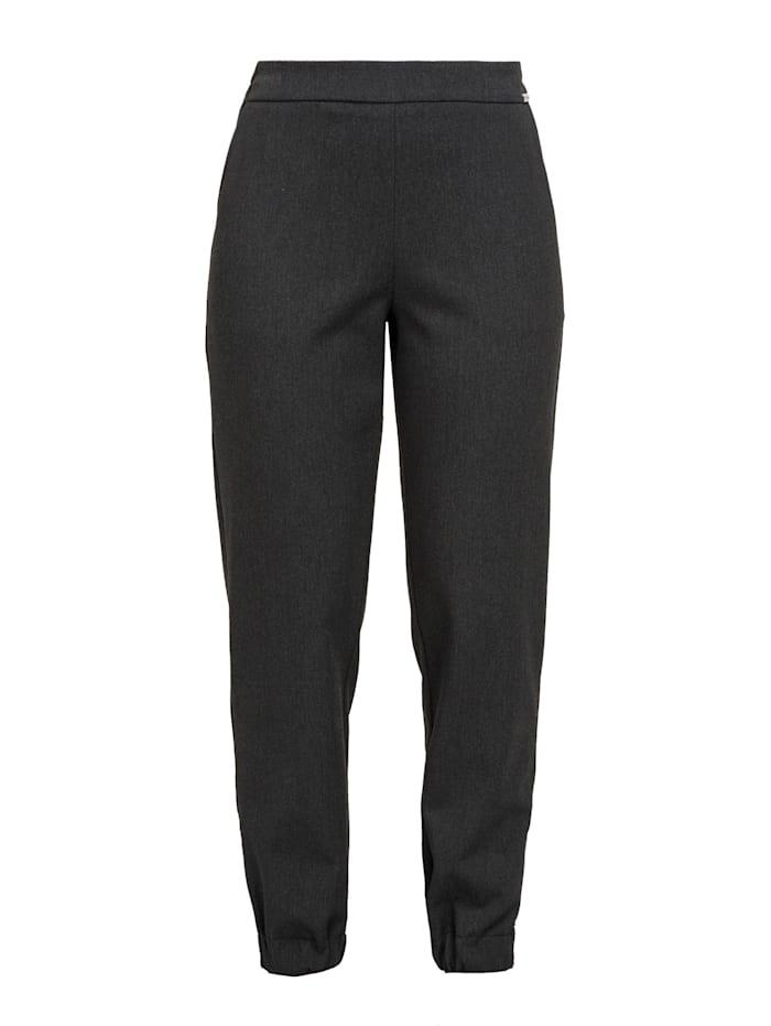 helmidge - Stoffhose Pants  dunkel grau