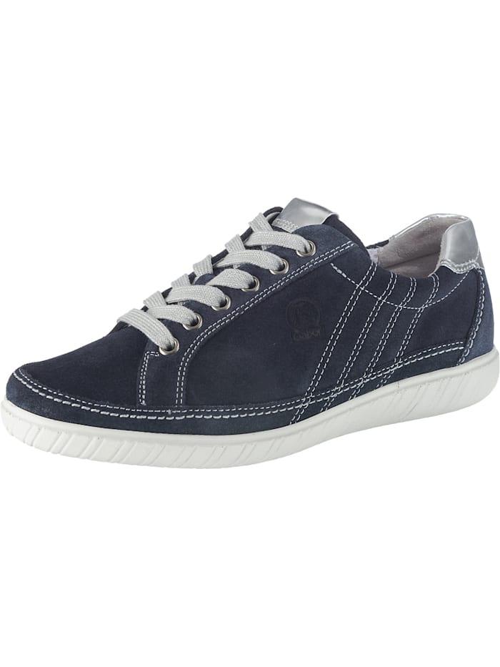 gabor - Komfort-Halbschuhe  blau
