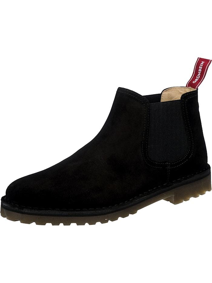 grünbein - Reto Chelsea Boots  schwarz