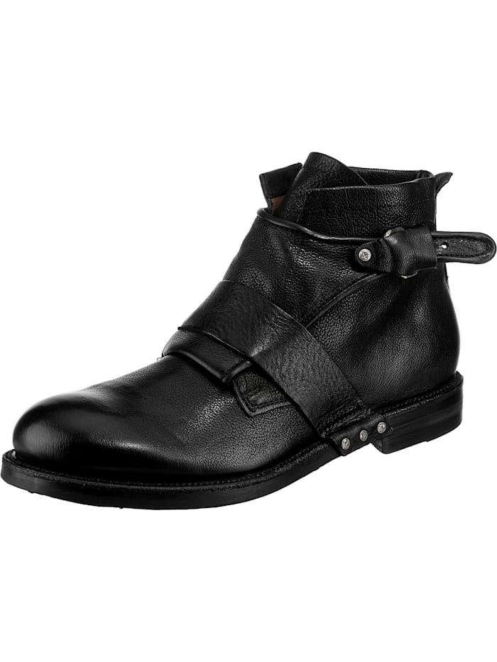 a.s.98 - Klassische Stiefeletten  schwarz