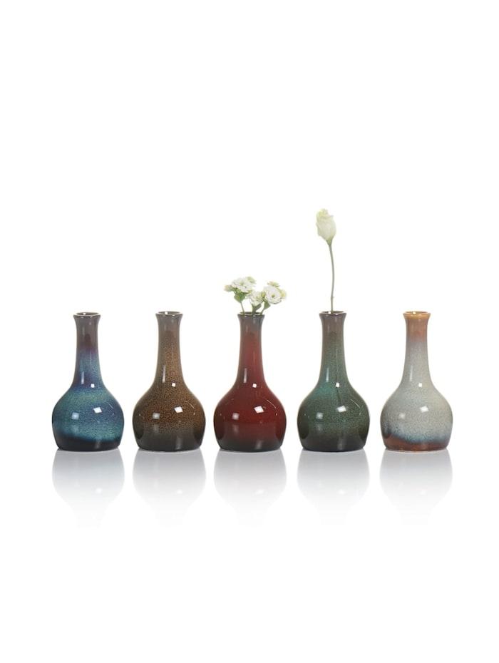 Vasen-Set, 5-tlg., Impressionen living