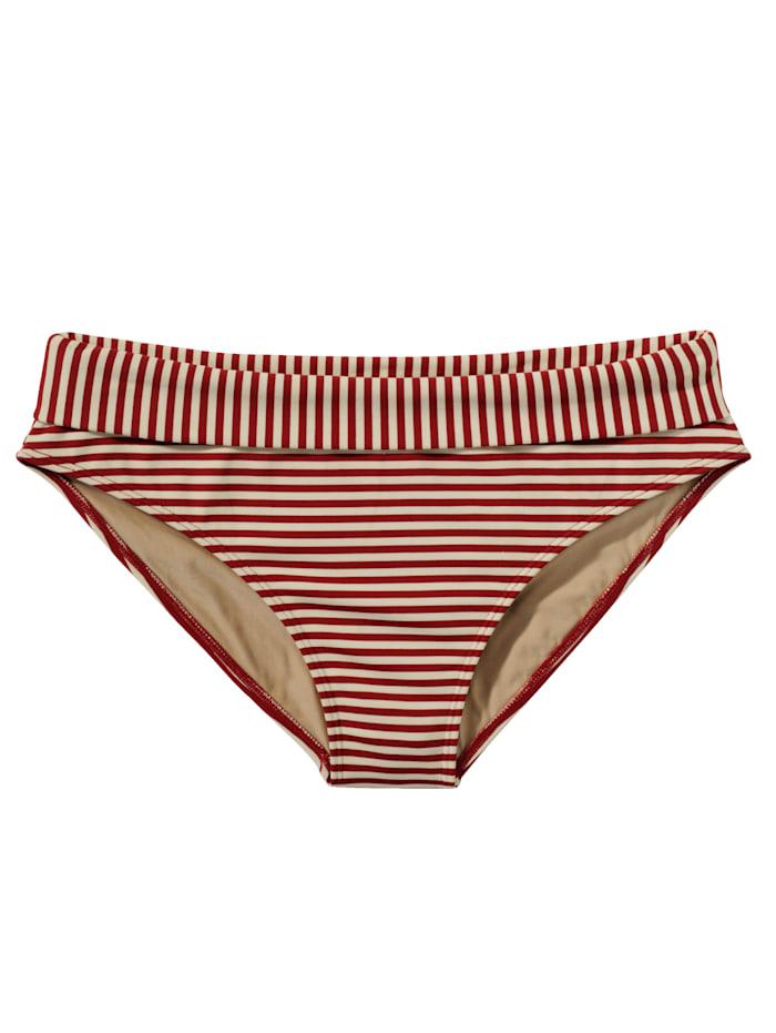 Shopping-Tipp: Bikinislip, marlies|dekkers rot-ecru