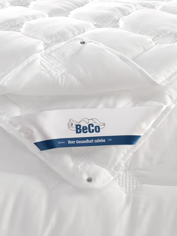 Dekbeddenset Cotton Soft BeCo wit