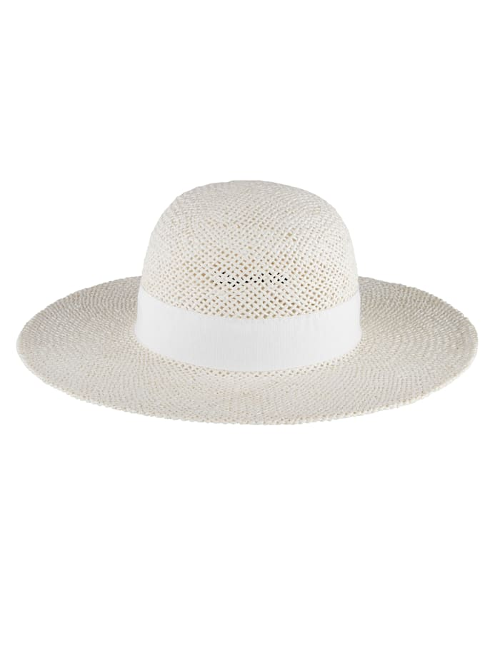Chapeau Paola Blanc