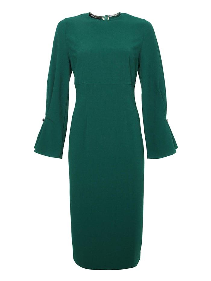 madam-t - Alltagskleid Kleid Kazimira  smaragdgrün