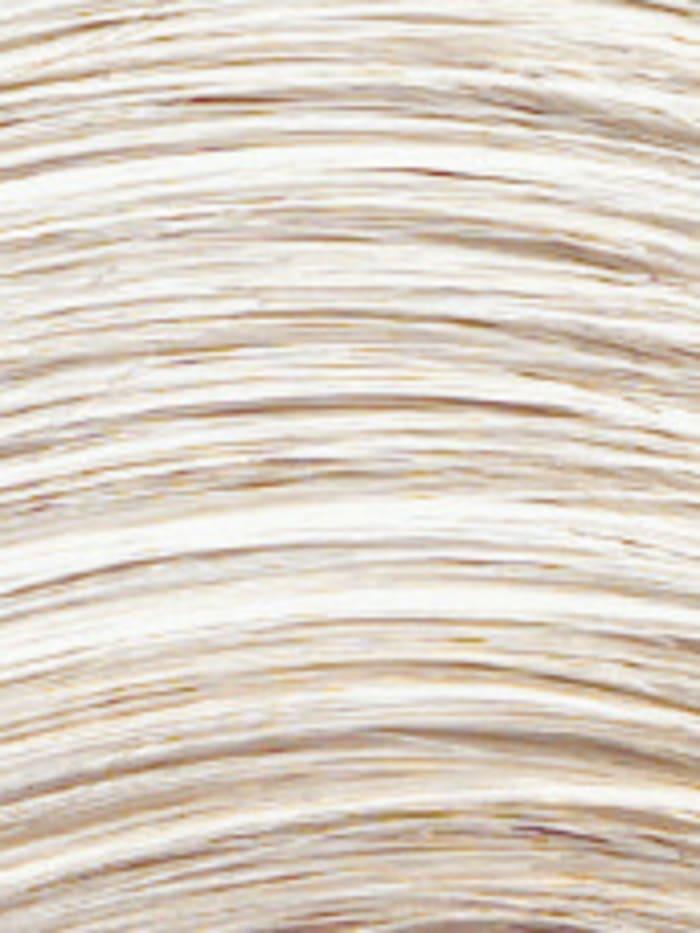 Perücke Sandy Lofty Weißer Sand/dunkler Ansatz