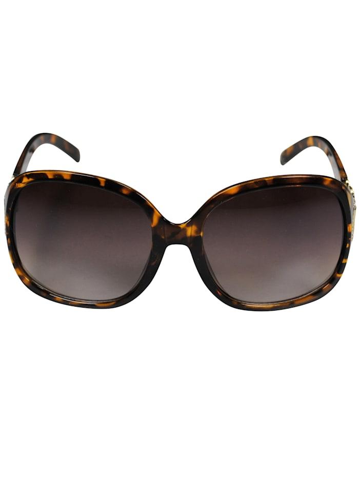 simone erto - Sonnenbrille A3217-p zeitlos modisches 70er Jahre Design  braun