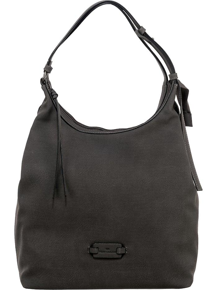 tom tailor - Yarina Hobo Bag Handtasche  dunkelgrau
