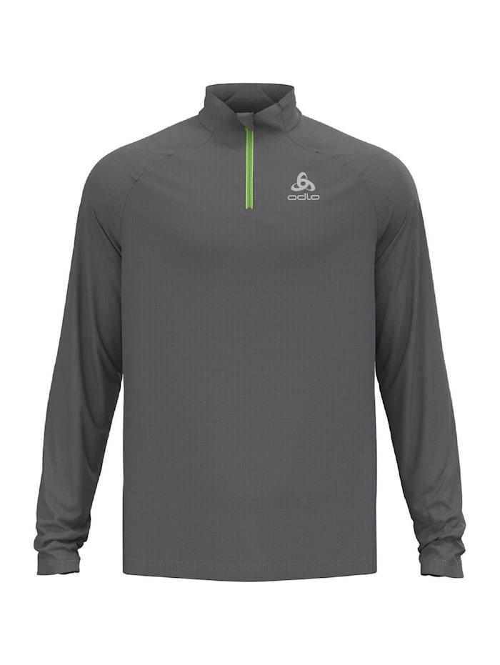 odlo -  Sweatshirt Essential 1/2 Zip Longsleeve  Grau