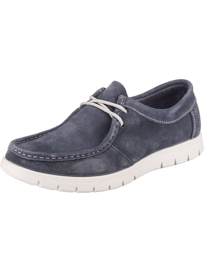 igi&co - Usx 51155 Komfort-Halbschuhe  blau