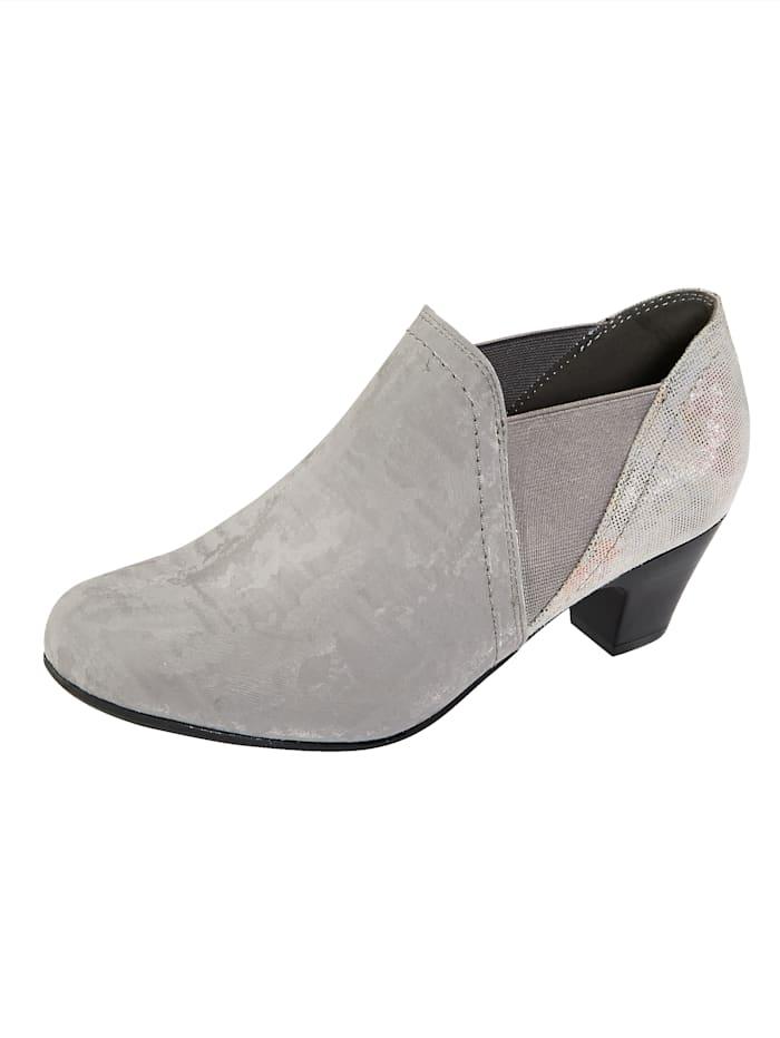 liva loop - Ankle Boot  Grau