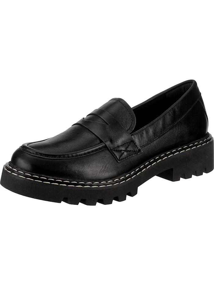 tamaris - Loafers  schwarz