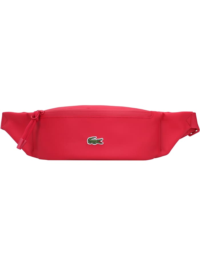 lacoste - LSCT Gürteltasche 20 cm  rouge