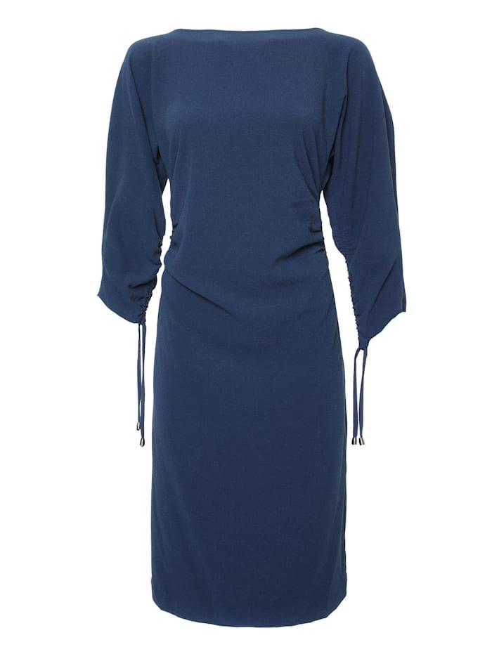 madam-t - Alltagskleid Kleid Fernanda  grau-blau