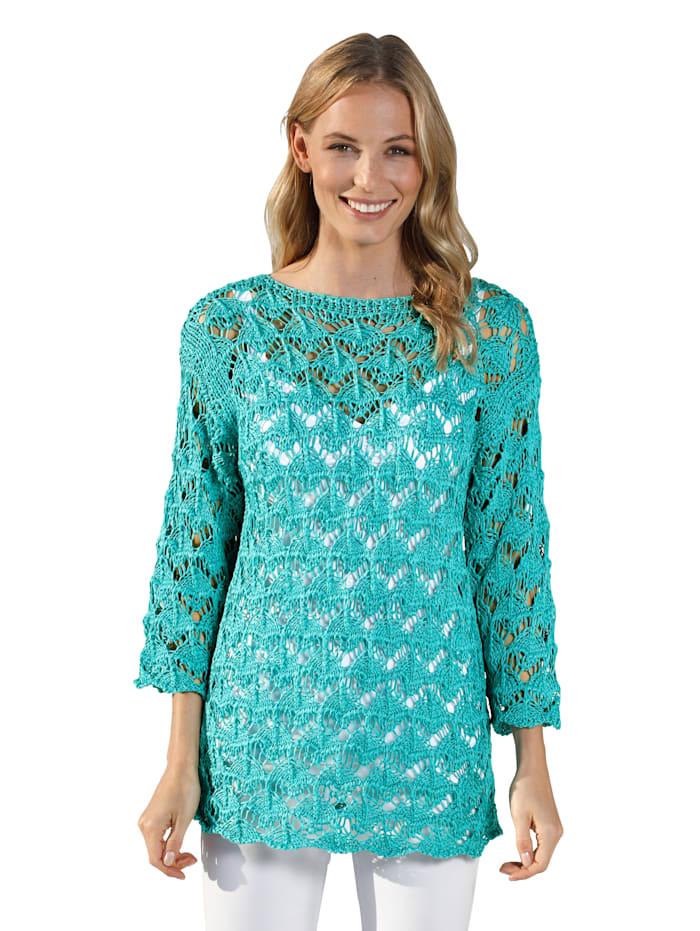 Trui AMY VERMONT Turquoise