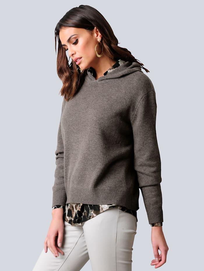 alba moda - Pullover  Taupe