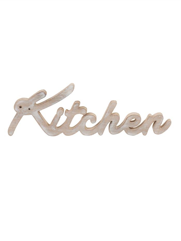 Gesehen: Schriftzug Kitchen, Impressionen living Post