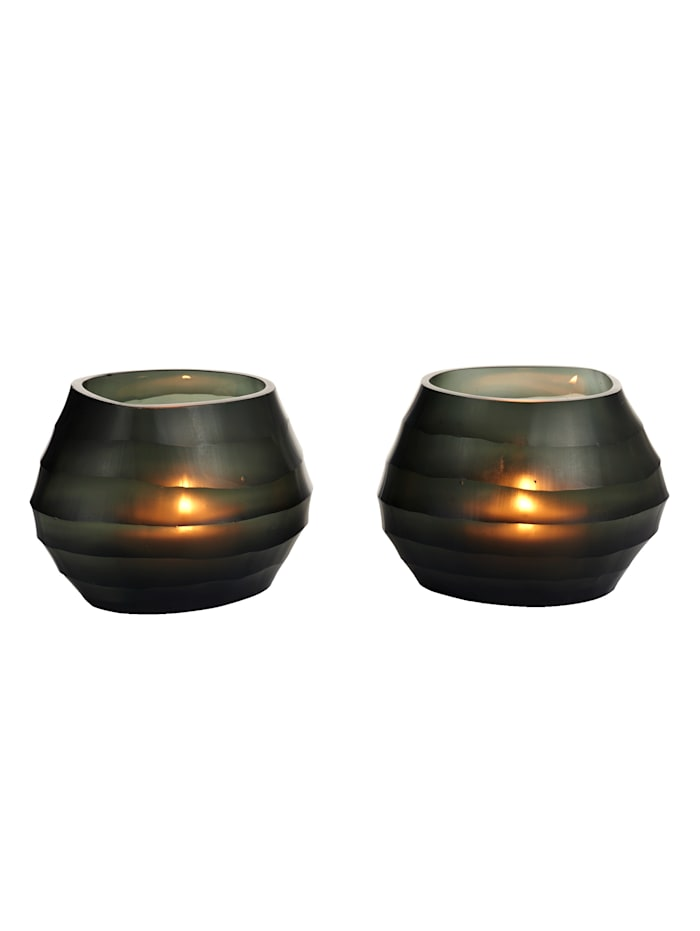 Teelichthalter-Set, 2-tlg., Impressionen