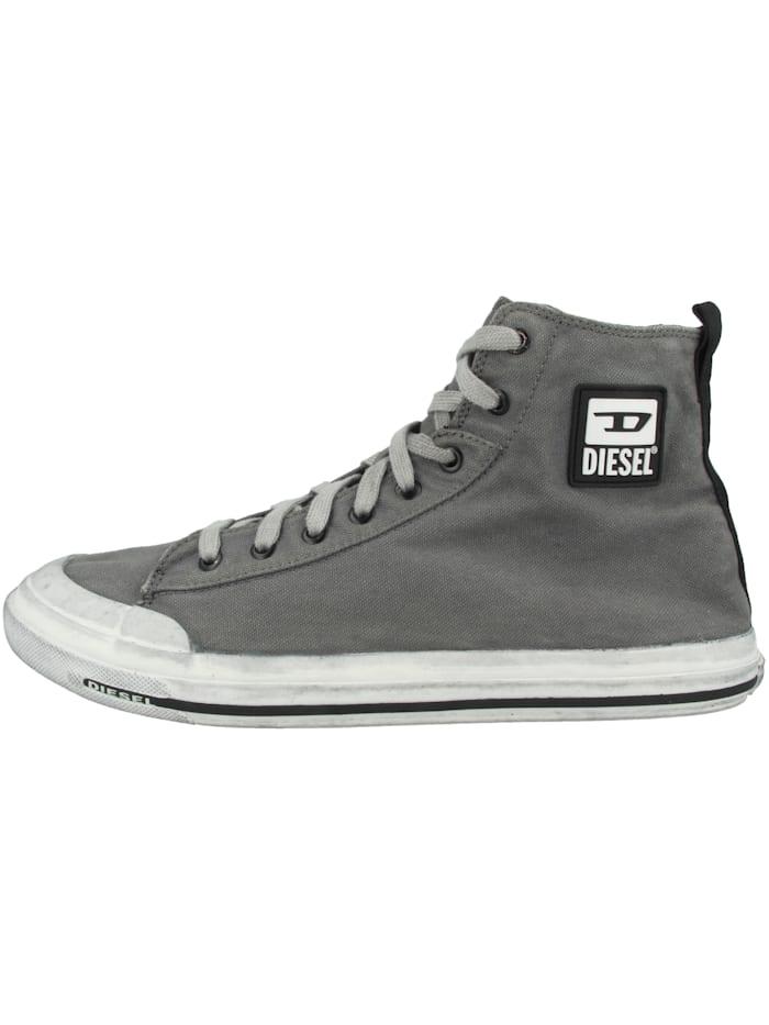 diesel - Sneaker mid S-Astico Mid Cut  grau