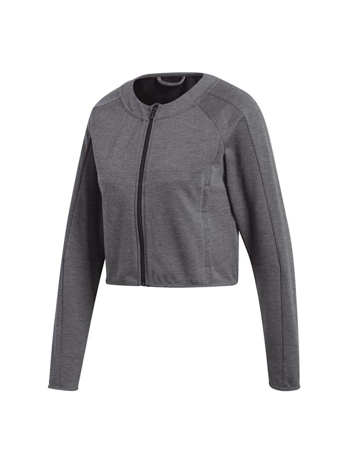 adidas -  Jacke Design 2 Move  Grau