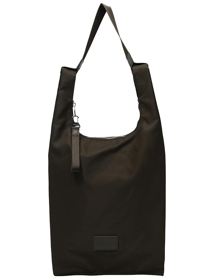 marc o'polo accessoires - Hobo Bag L Mod. Alice  olive green