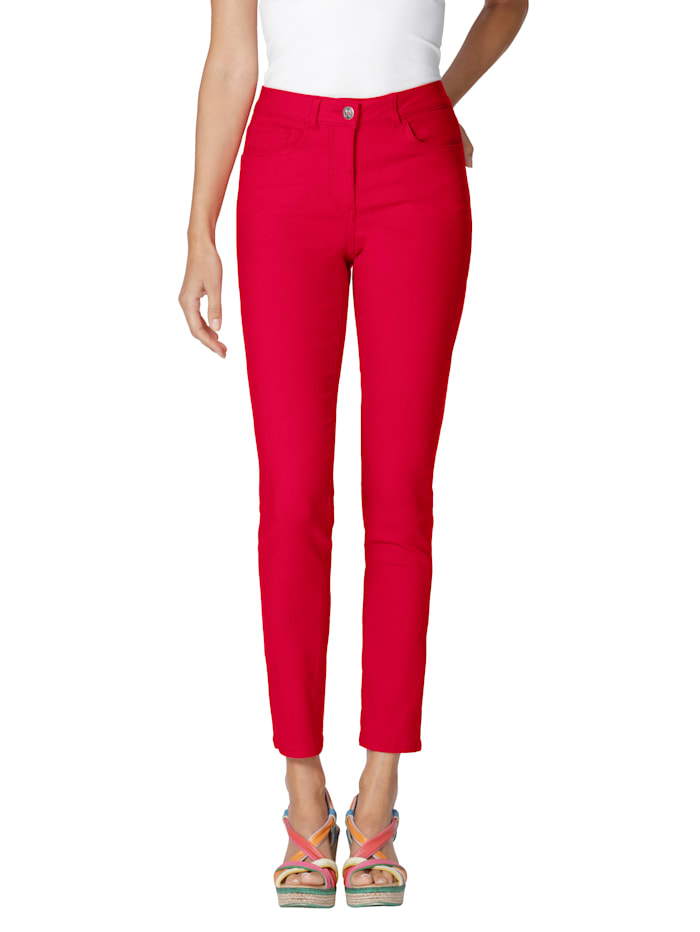 Jeans AMY VERMONT Rood