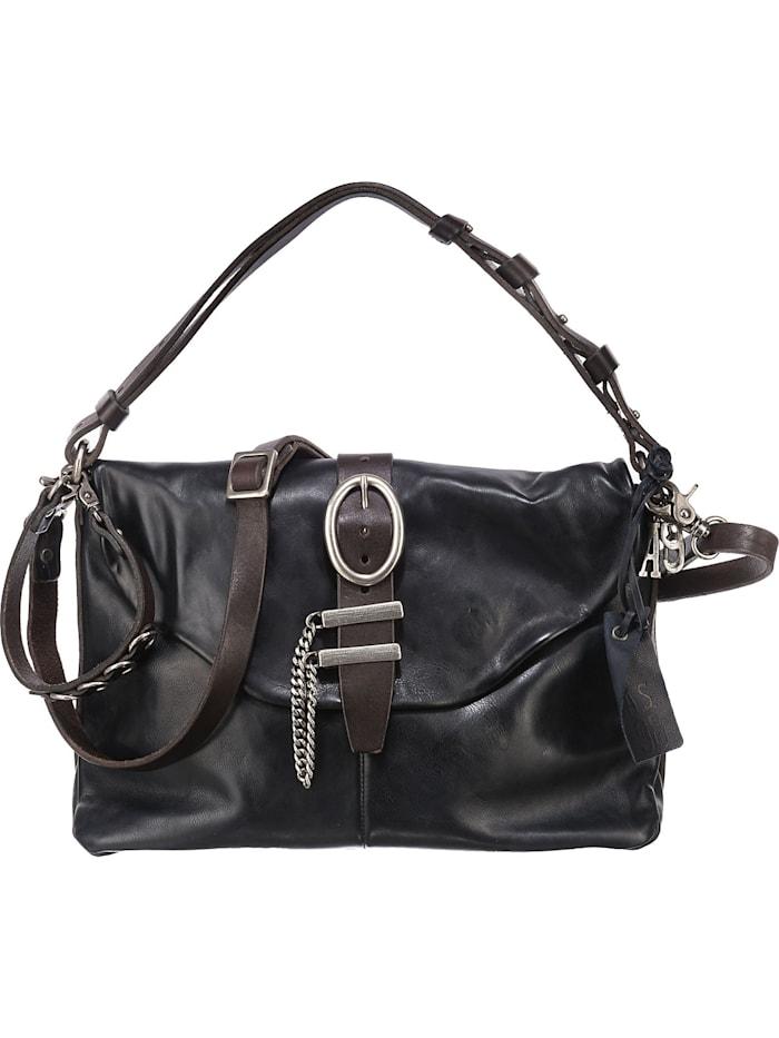 a.s.98 - Handtasche  dunkelblau