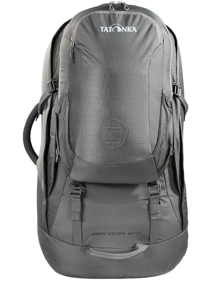 tatonka - Great Escape 60+10 Rucksack 67 cm  titan grey
