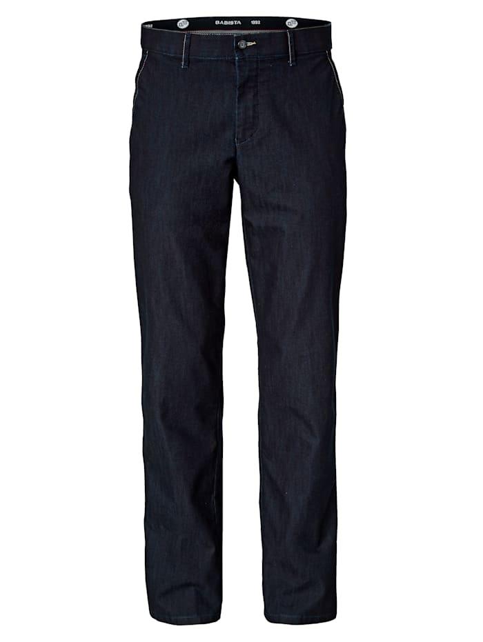 Coolmax jeans BABISTA Donkerblauw